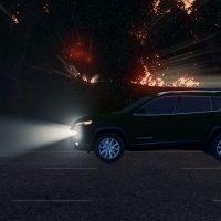 Cities: Skylines - Jeep Cherokee