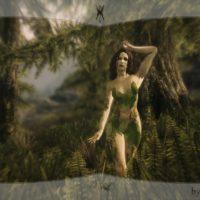 Skyrim-новая-раса-Дриады