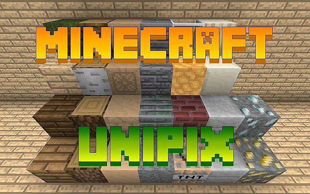 Unipix-texture-pack