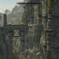 """Skyrim - Двемерский город """"Ул Страммок"""""""