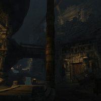 Skyrim - Маркарт под землей