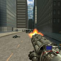 Garry's Mod 13 - Оружие из Serious Sam 2