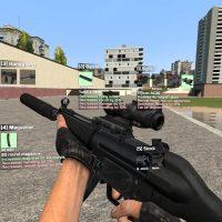 Garry's Mod 13 - Customizable Weaponry 2.0\Настраиваемое оружие