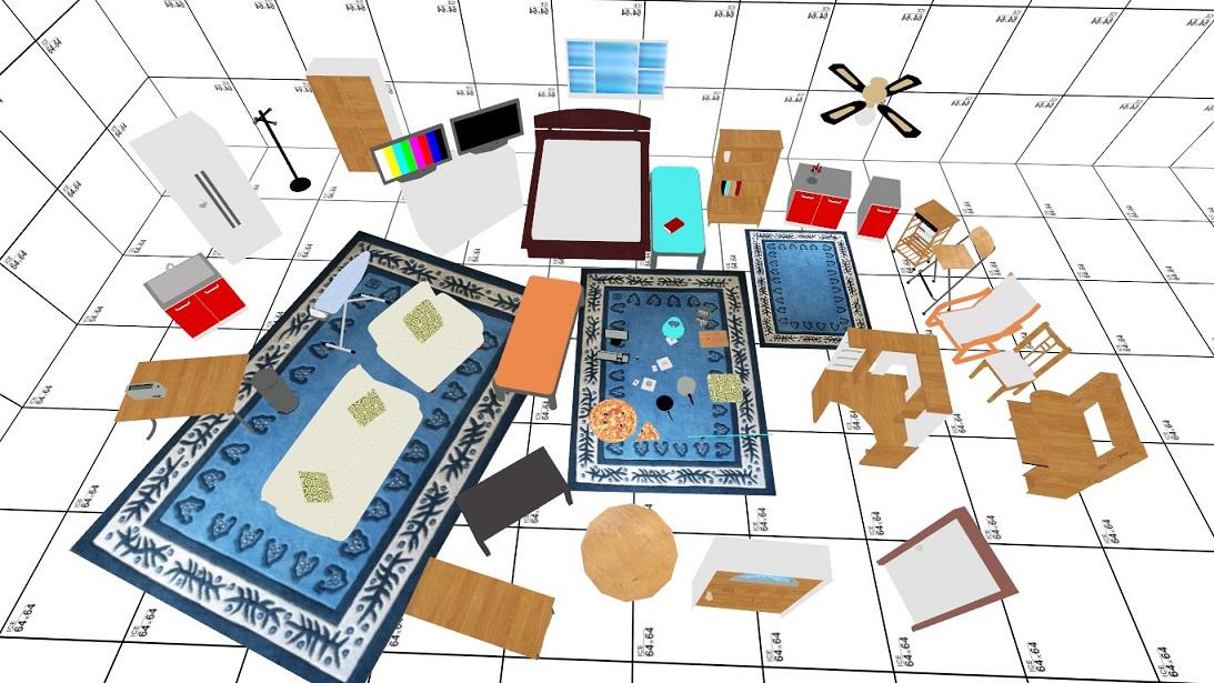 Garry's Mod 13 - Домашняя мебель