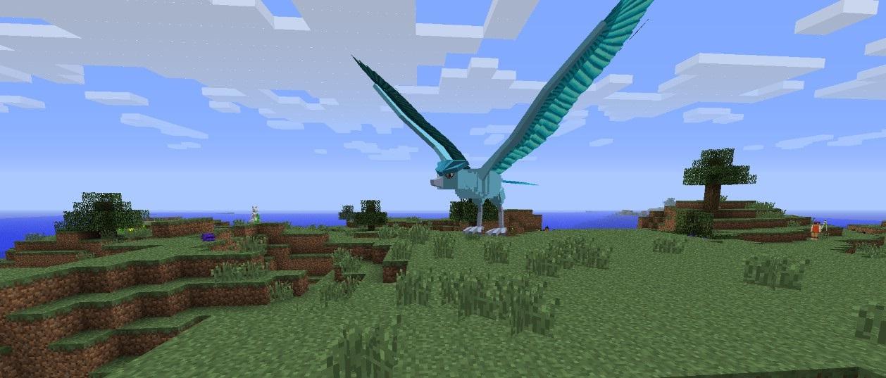Скачать PixelMon для Minecraft 1.7.10 - RU-M.ORG