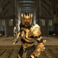 Skyrim - Ковка алмазной брони / Diamond Armor Smithing