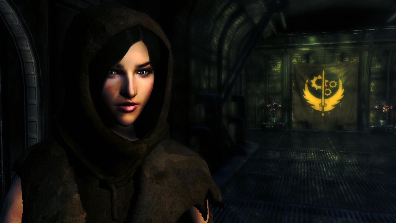 Fallout: New Vegas - Улучшенная Вероника / A Better Veronica
