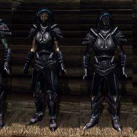 Skyrim - Броня Ведьмы / Witchplate