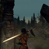 Skyrim - Разрыв теней / Shadowrend