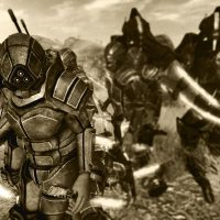 Fallout: New Vegas - Тяжёлая промышленность Шого / Shogo Heavy Industries