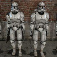 """Garry's Mod 13 - Набор игровых моделей """"Клоны из Star Wars"""""""