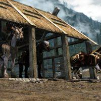 Skyrim - Броня для лошадей / Horse Armors