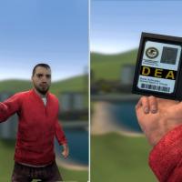 Garry's Mod 13 - Паспорта и полицейские значки