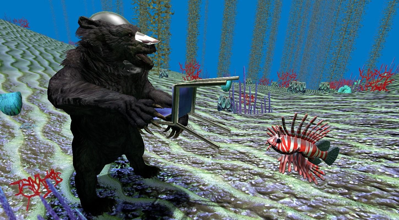 Garry's Mod 13 - Рыба-лев / Lionfish