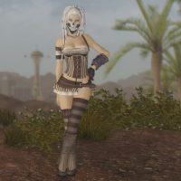 Fallout: New Vegas - Броня Арадии Като / Aradia Kato armor