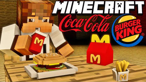 Minecraft - Фастфуд / FastFood Mod