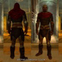 Skyrim - Лёгкая броня Апофеоза / Apotheus Light Armor
