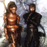 Skyrim - Смертоносное трио / Deadly Trio