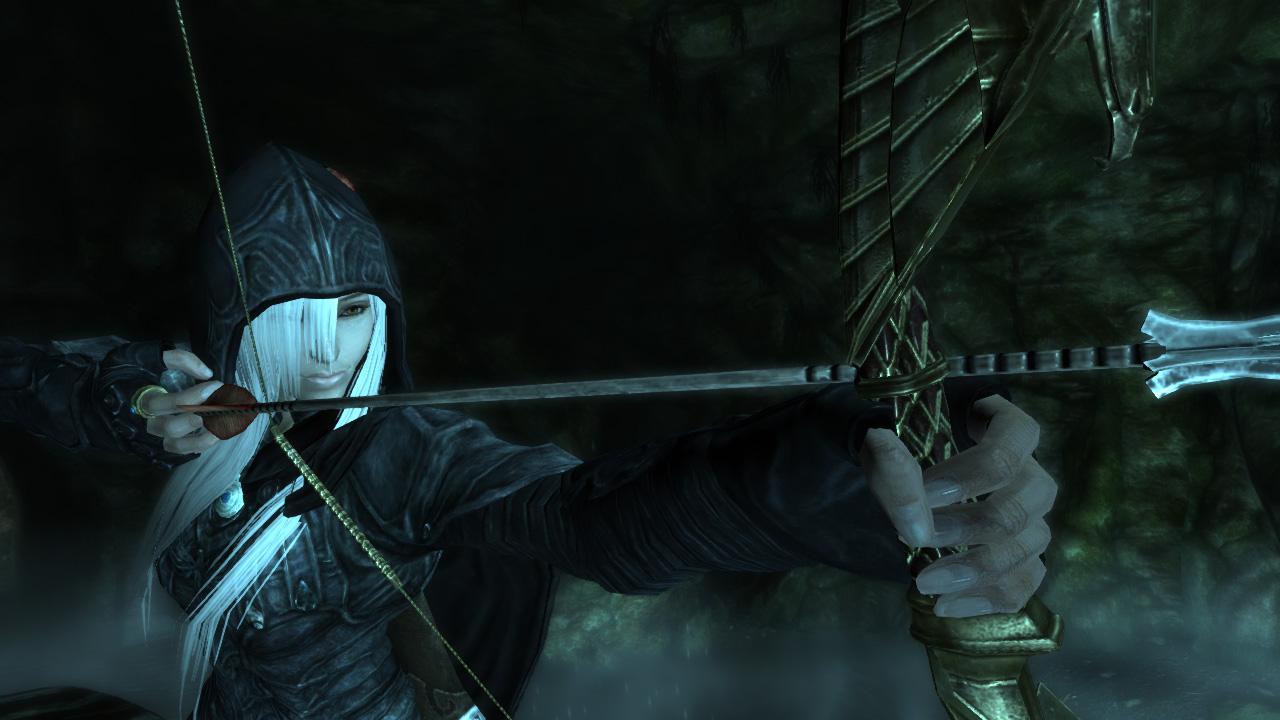 ледяной меч монарха мод
