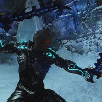 Skyrim - Экипировка Вечного Сияния / Equipment Of Eternal Shine