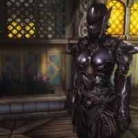 "Skyrim - Броня ""Тёмное Отмщение"" / Dark Nemesis Armor"