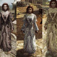 Skyrim - Костюм царевны / Tsarevna Outfit