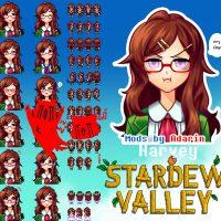 Stardew Valley — Изменение пола холостяков-мужчин / StardewValley_Girl