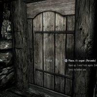 Skyrim - Просто постучи / Simply Knock