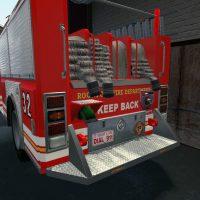 Garry's Mod 13 - Пожарная машина из GTA V