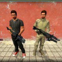 Garry's Mod 13 - Просто Гордон Фримен (модель игрока и NPC)