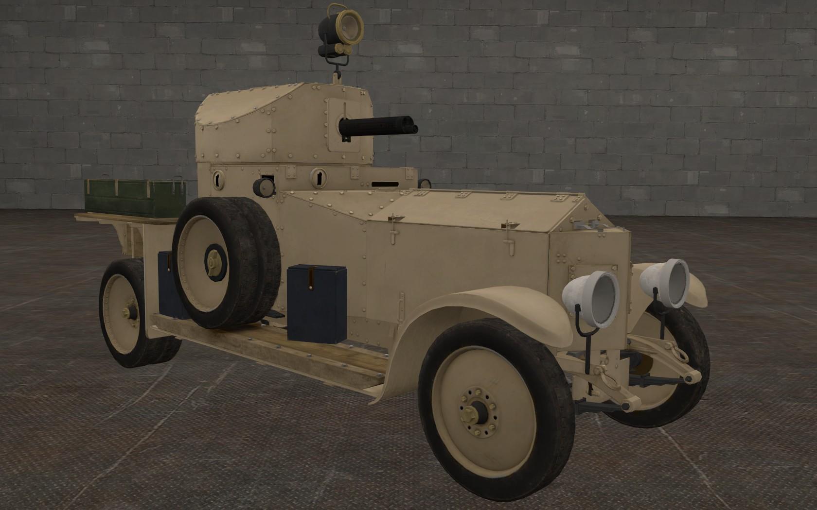 Garry's Mod 13 - Бронированный Rolls-Royce из Battlefield (регдолл)