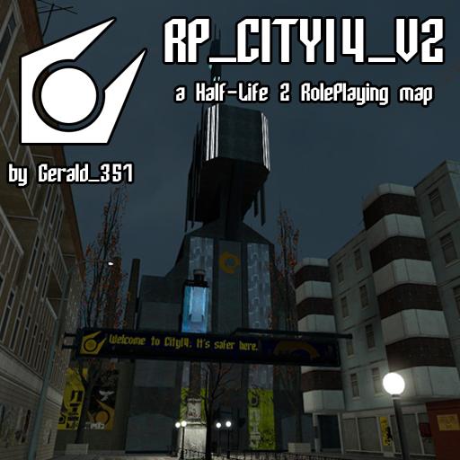 Garry's Mod 13 - Ночной город