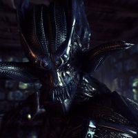 Skyrim - Броня Медузы и Дракулы и Дракон Танатос / Medusa Drakul armors and Thanatos dragon