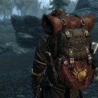 Skyrim - Рюкзак мага / Mage Backpack