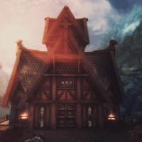 Skyrim - Поместье Торнрок / Thornrock - A no-frills player house