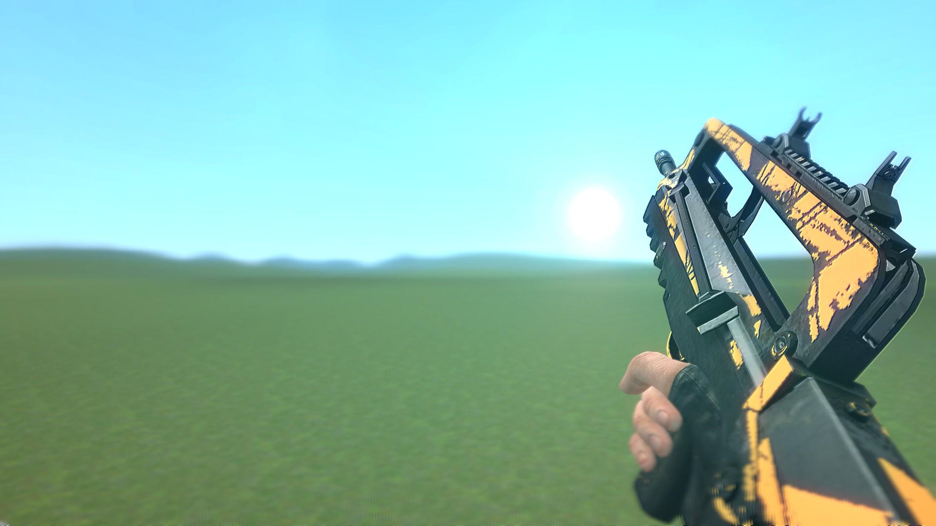 Garry's Mod 13 - FAMAS из Far Cry 3 (SWEP)