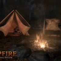 Skyrim SE - Система походных лагерей [Campfire]
