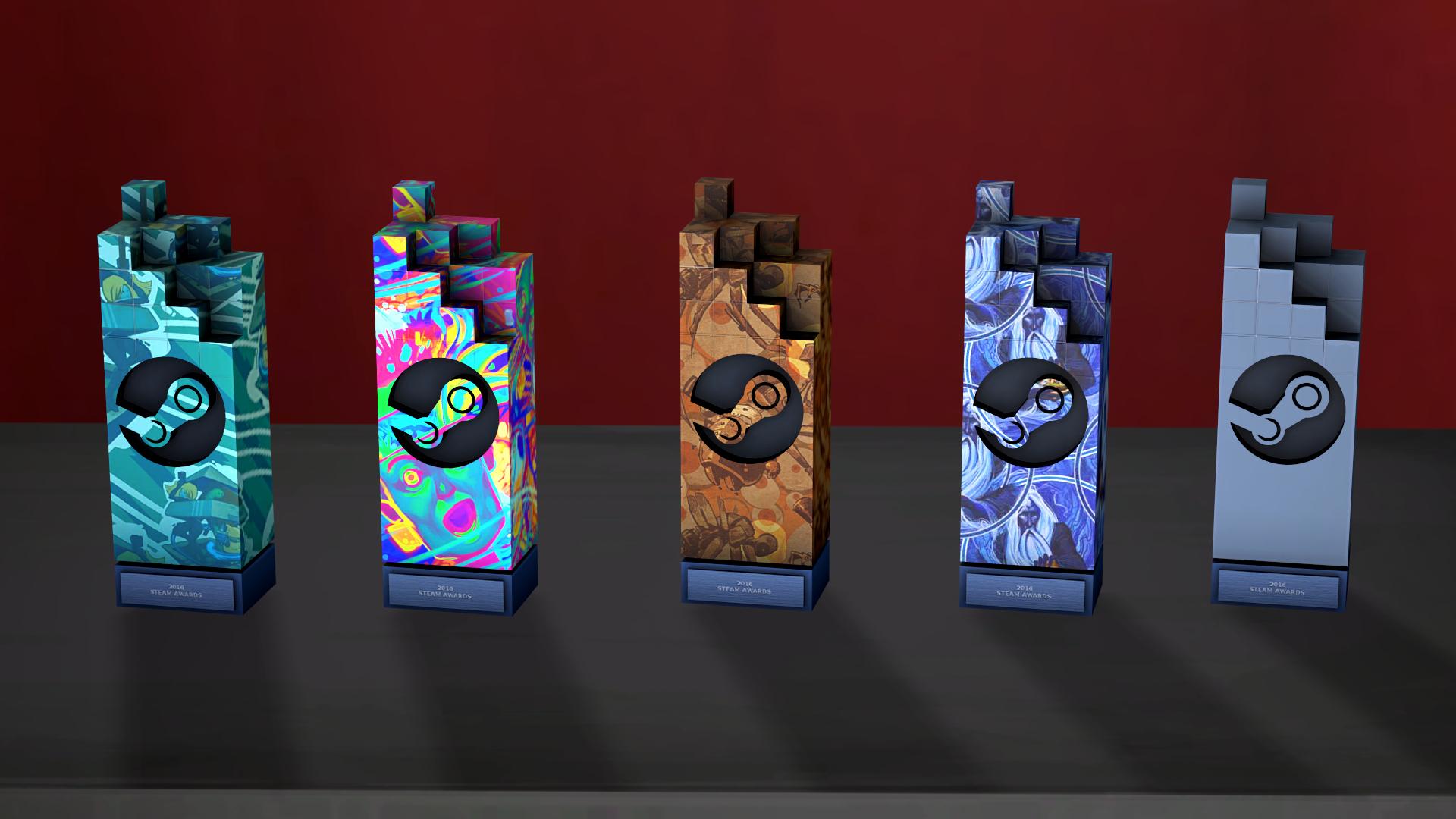 "Garry's Mod 13 - Статуэтки ""Steam Awards"""