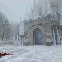"Garry's Mod 13 - Карта ""DM_Narnia_LWW_Winter_Storm"" - замок Белой Колдуньи."