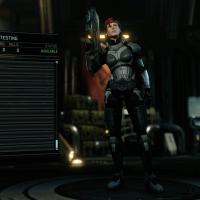 XCOM 2 - Шепард из Mass Effect