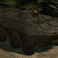 Garry's Mod 13 - БТР-80 / БТР-80А (регдоллы)