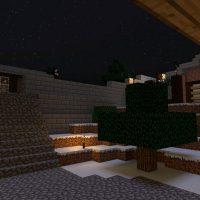 "Garry's Mod 13 - Карта ""ph_minecraft_icecap"""