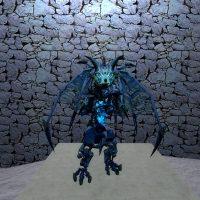 Garry's Mod 13 - Ледяной змей из World of Warcraft (модель игрока)