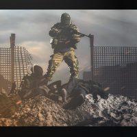 Garry's Mod 13 - Tachanka из Rainbow Six: Siege (рэгдолл)