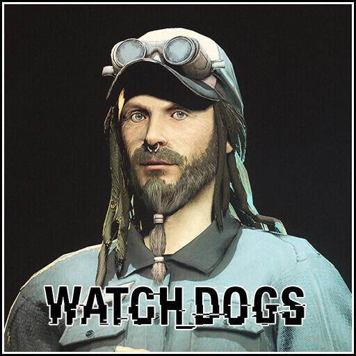 Garry's Mod 13 - Ти-Бон из Watch Dogs (рэгдолл)