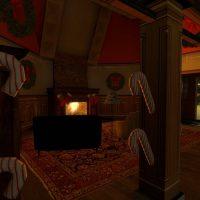 Garry's Mod 13 - Рождественское бунгало (DeathMatch карта)