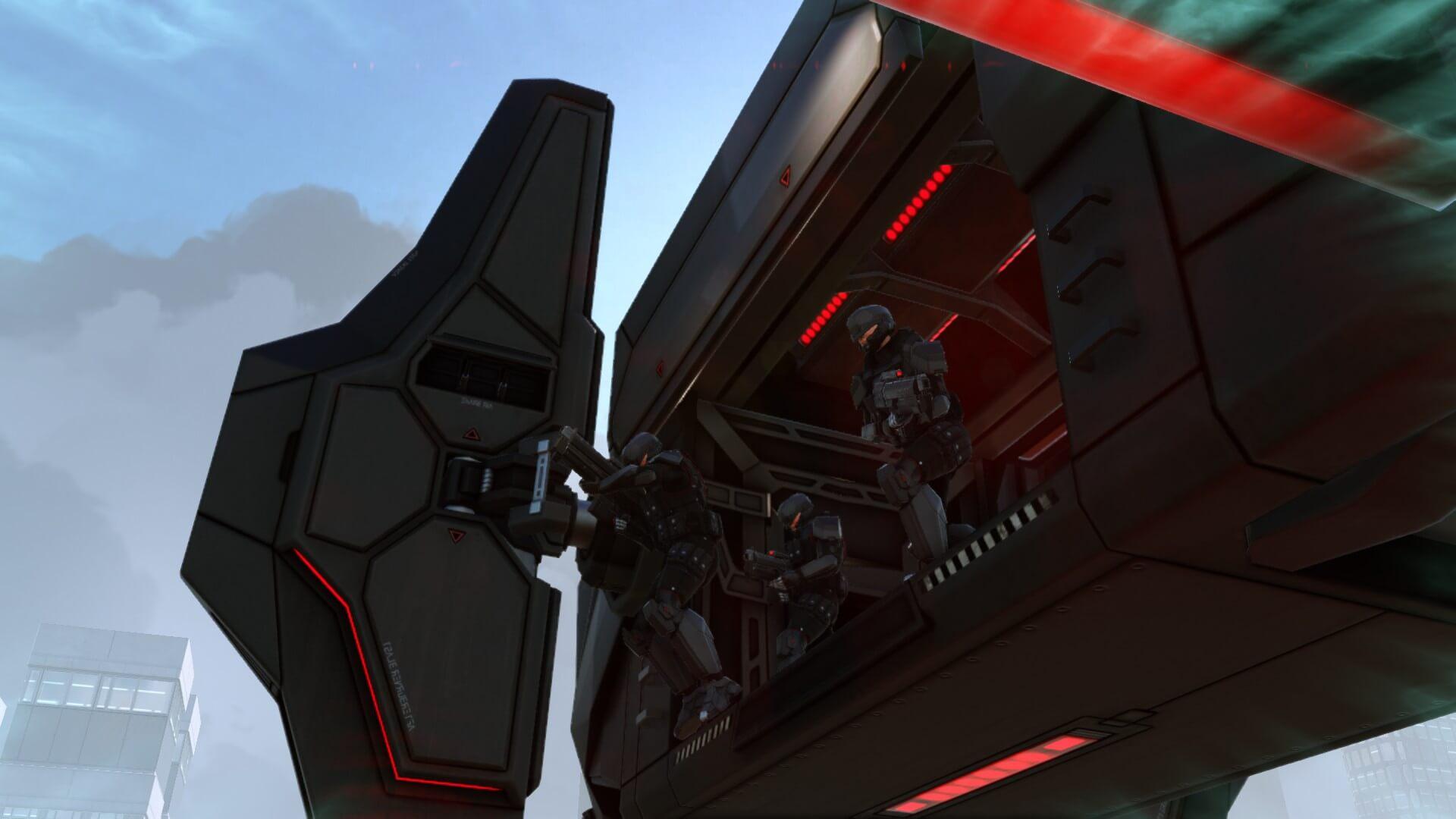 """XCOM 2 - Офицер """"Адвента"""" вызывает подкрепление!"""