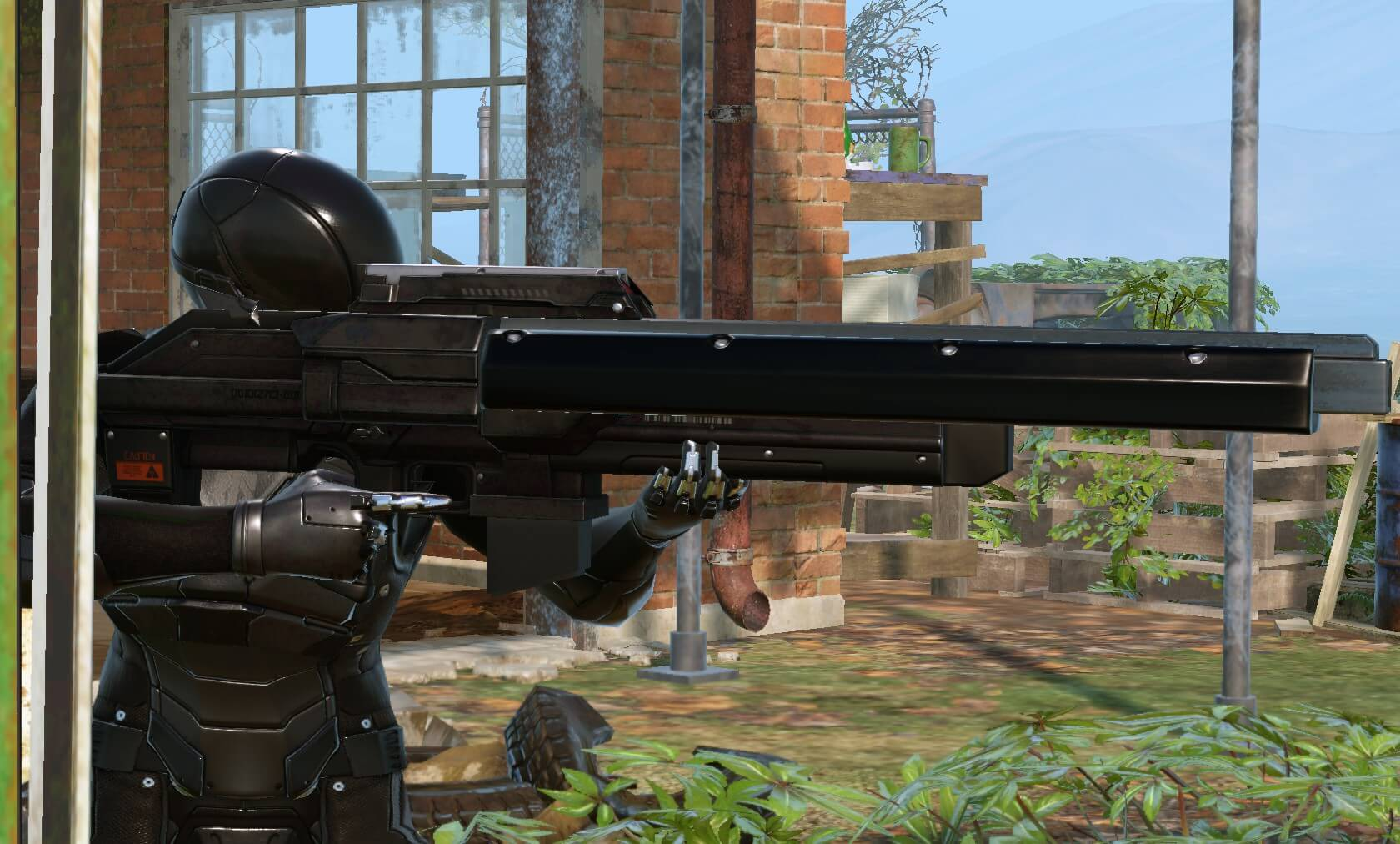 "XCOM 2 - Снайпер ""Адвента"""