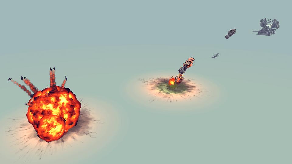 Besiege - Ракетная установка