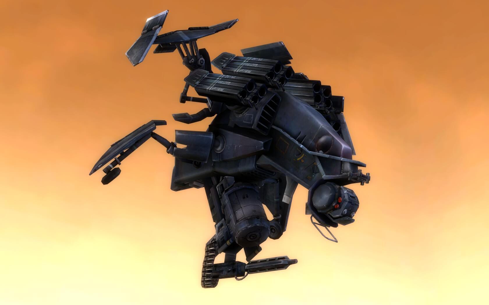 Garry's Mod 13 - Боевой транспорт Хелгастов из Killzone 3 (проп)